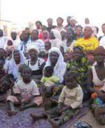 Groepsfoto Burkina Faso