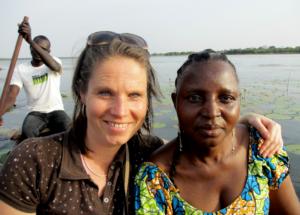 voorzitters van Kaamba Neere Karen en Rasmata